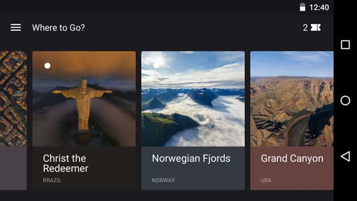 Screenshot Airpano Virtual Travel on Android